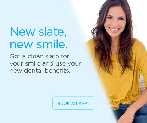 Triangle Dental Group - New Year, New Dental Benefits
